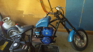 Mini Chopper for sale !!!!! - 200cc / $450