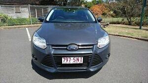 2012 Ford Focus Grey Sports Automatic Dual Clutch Sedan Maryborough Fraser Coast Preview