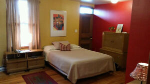 BIG FURNISHED APPARTMENT - DOWNTOWN - 390$/WEEK