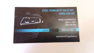 Vehicle appraisals please call first