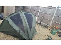 Jrc sti twin skin bivvy and over wrap looking 50 my number 07909740265