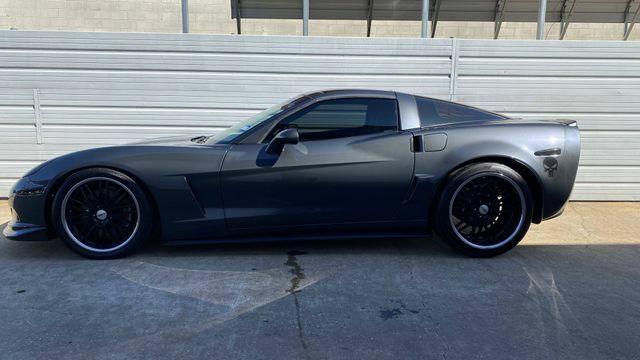 2007 Black Chevrolet Corvette Coupe  | C6 Corvette Photo 10