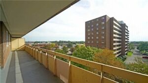 Spacious 2 Bedroom 1 Bathroom Unit With Large Balcony