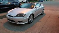 FULLY LOADED 2005 HYUNDAI TIBURON GT COUPE!! LOW KM'S! MUST GO!