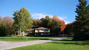Like Muskoka! *Picturesque Approx 10 Acre Property for lease