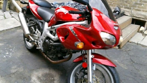 2001 sv650s priced low for quick sale!