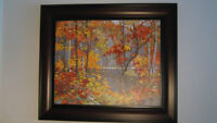 """Tom Thomson, Special Edition Panel, """"The Pool"""""""