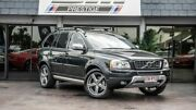 2011 Volvo XC90 MY11 D5 R-Design Grey 6 Speed Automatic Geartronic Wagon Bowen Hills Brisbane North East Preview