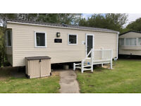 3 Minutes from the beach 2 bedrooms 6 berth £50 Deposit (pets welcome)