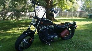 Harley Davidson Sportster Forty Eight XL1200X