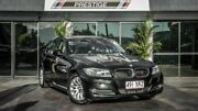 2009 BMW 320D E90 MY09 Executive Black 6 Speed Auto Steptronic Sedan Bowen Hills Brisbane North East Preview