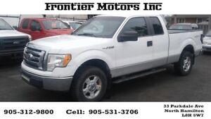 2010 Ford F-150 XLT 4x4 3 MONTH LUBRICO WARRANTY INCLUDED