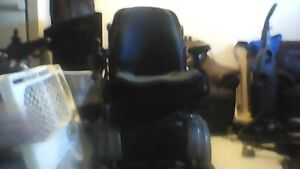 Jazzy Electric Wheelchair!