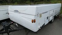 2005 Fleetwood Americana Series Allegiance - Huge Tent Trailer