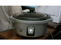 slow cooker large size Anthony Warrall Thompson