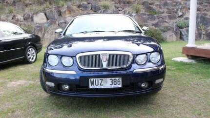 2002 Rover 75 Sedan Blackstone Heights Meander Valley Preview