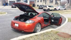 2007 Mitsubishi Eclipse Sports Look.