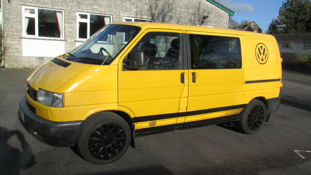 VW T4 camper, ex-AA. NOW SOLD