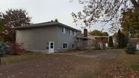 Large 2 bdrm Up and down duplex for rent ,Heat & Power included!