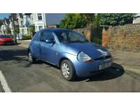 FORD KA 2002 NEW 1 YEAR MOT STARTS AND DRIVES GREAT NICE LITTLE CAR READY TO GO £395