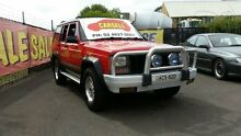 1994 Jeep Cherokee XJ Sport (4x4) Red 4 Speed Automatic 4x4 Wagon Campbelltown Campbelltown Area Preview
