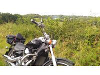 Honda Shadow VT 750 Spirit