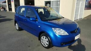 2005 Mazda 2 DY Neo Blue 5 Speed Manual Hatchback Coopers Plains Brisbane South West Preview