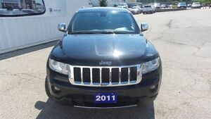 2011 Jeep Grand Cherokee Overland, HEMI, Fully Loaded! Kitchener / Waterloo Kitchener Area image 8