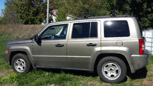 2008 Jeep Patriot SAFETIED
