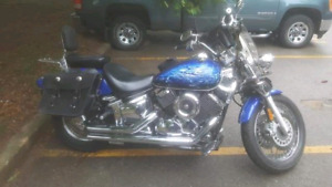 Motorcycle in good condition