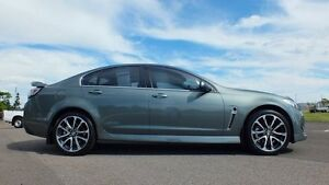 2016 Holden Commodore VF II MY16 SS V Grey 6 Speed Sports Automatic Sedan Townsville Townsville City Preview