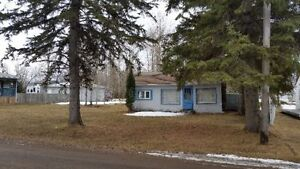 Alberta Beach Cottage on Double Lot for Sale