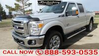 2014 Ford Super Duty F-350 SRW 4WD SUPERCREW LARIAT