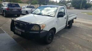 2008 Toyota Hilux Workmate TGN16R 07 Upgrade Midland Swan Area Preview