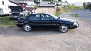 1994 Pontiac Grand Am sport Sedan