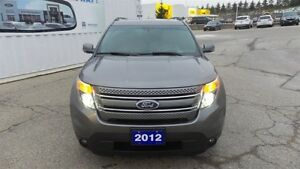 2012 Ford Explorer Limited, Lthr, Moon, Nav, Local Trade In Kitchener / Waterloo Kitchener Area image 8