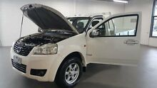 2011 Great Wall V240 K2 MY11 (4x2) White 5 Speed Manual Cab Chassis Frankston Frankston Area Preview