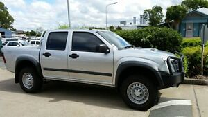 2012 Isuzu D-MAX MY11 SX Silver 4 Speed Automatic Utility Acacia Ridge Brisbane South West Preview