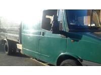 Ldv crew cab X council tipper not ford transit bargain