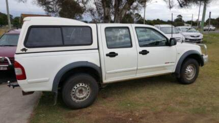 2004 Holden Rodeo LX 4x4 Ute West End Brisbane South West Preview