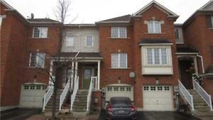 Bright Town Home Is Conveniently Located At Bovaird/Hwy 410!
