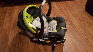 Matching Carseat and Stroller