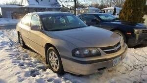 2001 Chevrolet Impala full Load Sedan