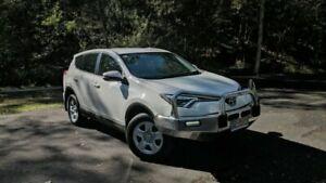 2016 Toyota RAV4 ZSA42R GX 2WD White Wagon Springwood Logan Area Preview