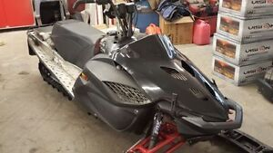RX-1 VECTOR, APEX AND NYTRO SLEDS FOR PARTS