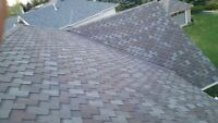 Asphalt shingle re roofs or new roofs
