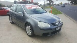 2006 Volkswagen Golf 1K 1.9 TDI Comfortline 6 Speed Manual Hatchback Cairnlea Brimbank Area Preview