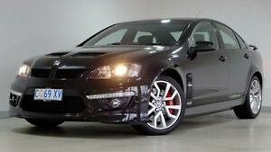 2012 Holden Special Vehicles Clubsport E Series 3 MY12 R8 Black 6 Speed Manual Sedan Hobart CBD Hobart City Preview