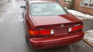 2001 Toyota Camry LS Sedan