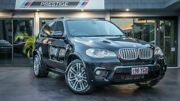 2010 BMW X5 E70 MY10 xDrive 40D Sport Black 8 Speed Automatic Sequential Wagon Bowen Hills Brisbane North East Preview